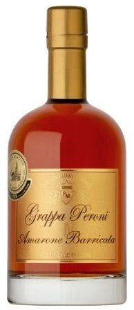 GRAPPA AMARONE BARRICATA PERONI; ML. 500
