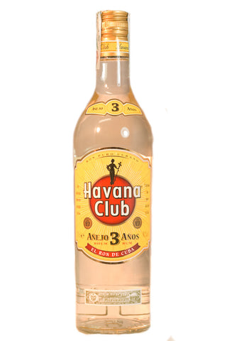 RHUM HAVANA CLUB  3 Y; ML. 700