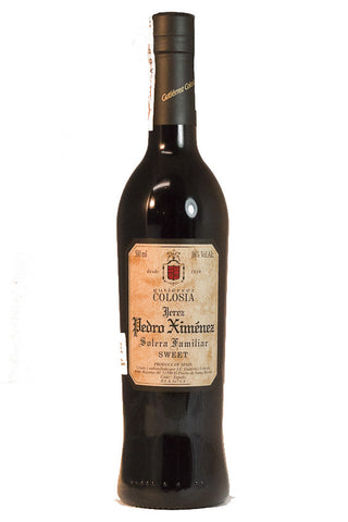 SHERRY PEDRO XIMENEZ SOLERA FAMILIAR; ML. 500