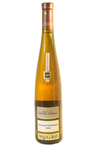 GEWURZTRAMINER GRAINS NOBLES (1998); ML. 750