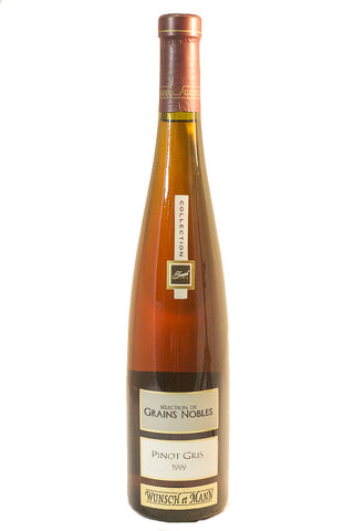 PINOT GRIS GRAINS NOBLES (1999); ML. 750