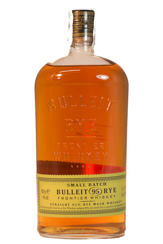 WHISKEY BULLEIT RYE; ML. 1000