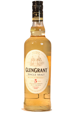 WHISKY GLEN GRANT 5Y; ML. 700