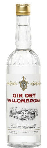 GIN VALLOMBROSA DRY; ML. 700