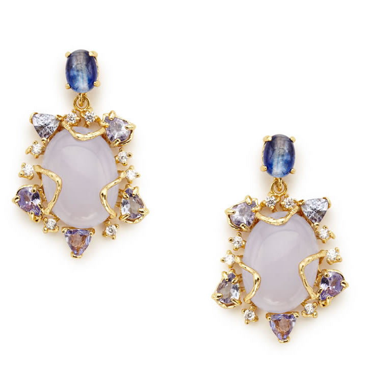 Adelaide Earrings - indulgems