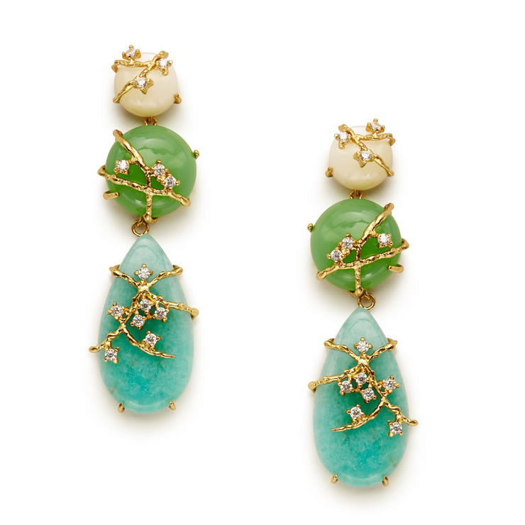 Darcy Earrings - indulgems - 1