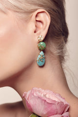 Darcy Earrings - indulgems - 2