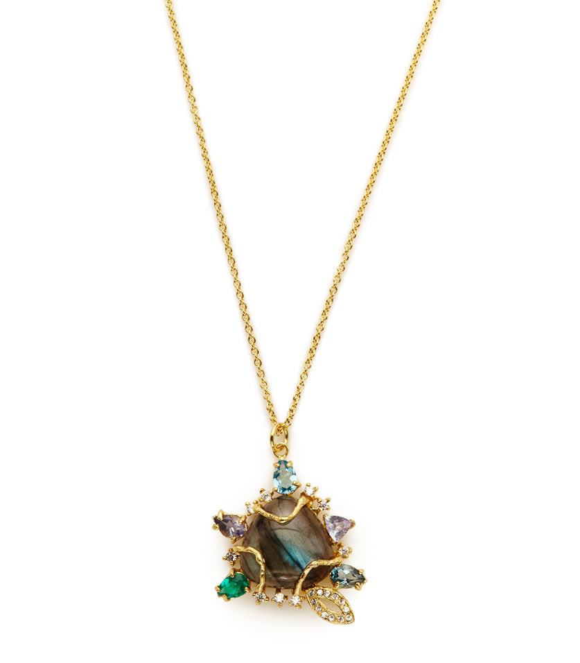 Adelano Necklace - indulgems - 2