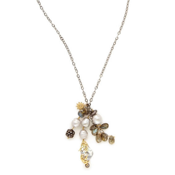 Zoe No. 2 Necklace - indulgems - 1