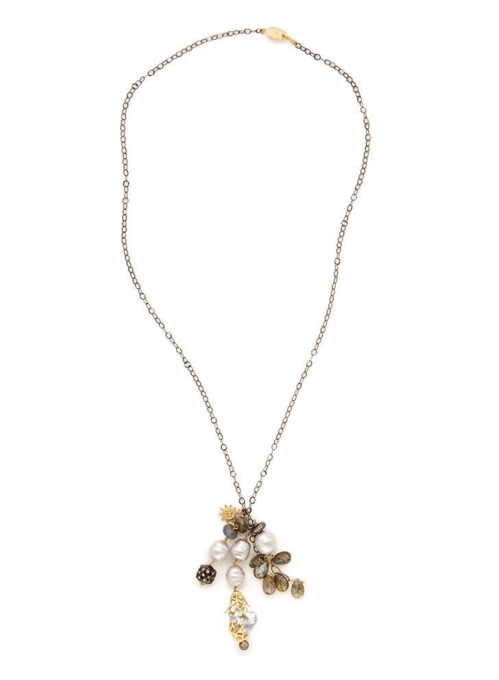 Zoe No. 2 Necklace - indulgems - 2