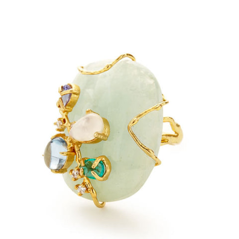 Bellegem Aqua Ring - indulgems - 1