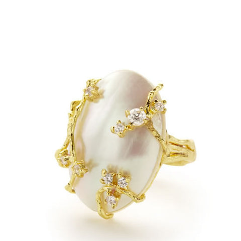 Celeste Osmena Ring - indulgems - 1