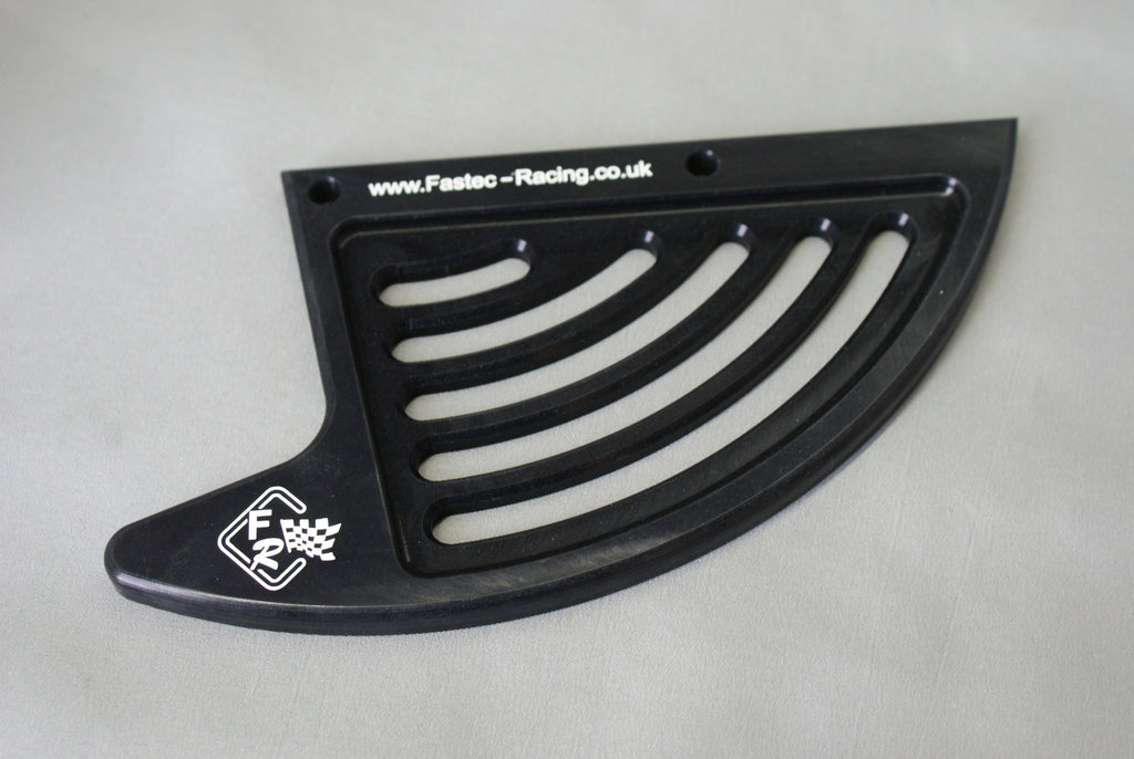 Kawasaki Rear Disc Guard