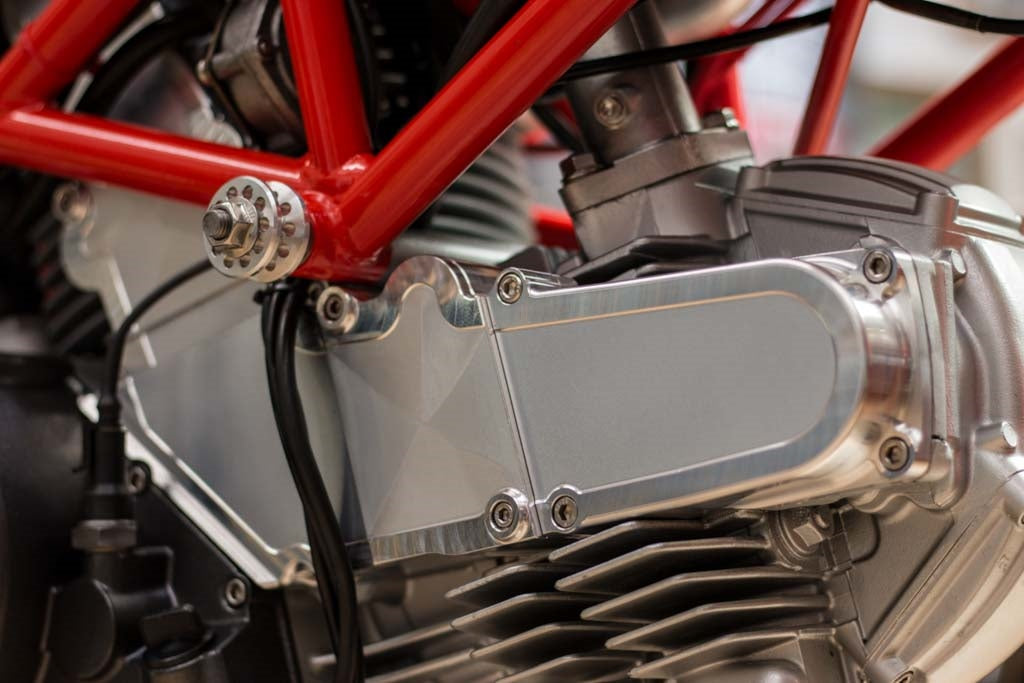 Ducati M600 Timing System Belt Covers