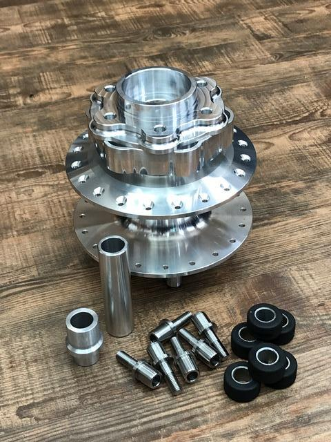 Suzuki GSF600 Rear Hub Assembly