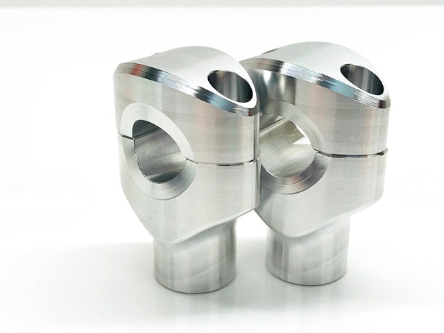 Billet CNC Bar Risers
