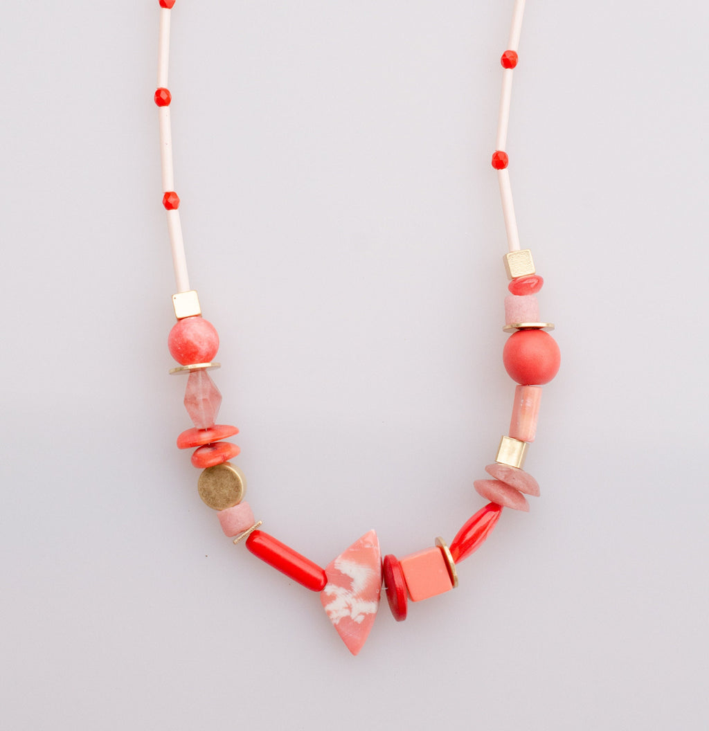 Valentines Day Statement Necklace
