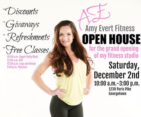 On Dec 1, of this year she is opening her own private training studio here  in Georgetown at 1230 Paris Pike. She will offer classes, semi-private  training, ...