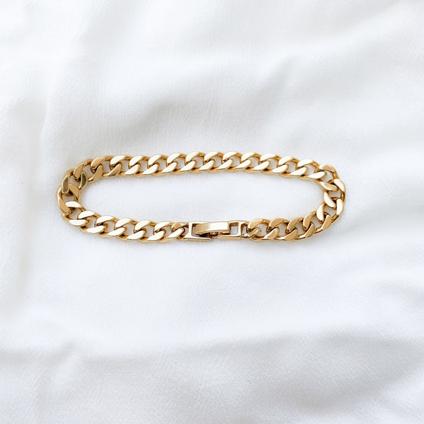 Golden Light Bracelet