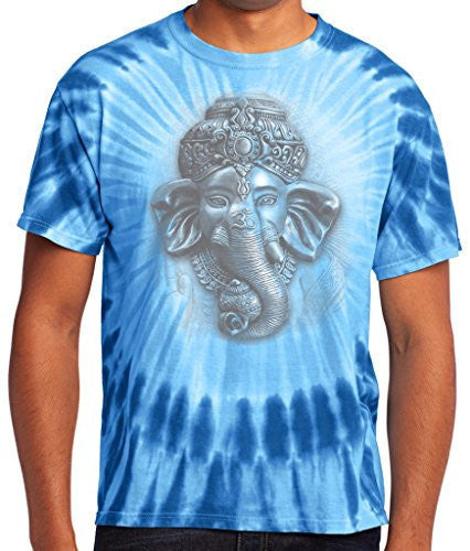 * Mens Tie Dye Yoga Shirts