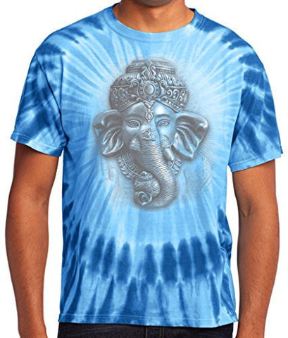Mens Tie Dye Yoga Shirts
