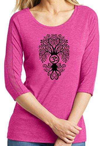 * Womens Long Sleeve Yoga Shirts