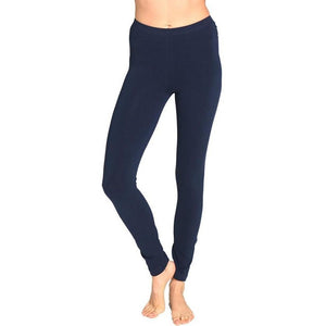 Ladies Cotton/Spandex Leggings - Yoga Clothing for You