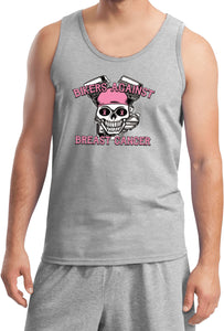 Breast Cancer Tank Top Bikers Against Breast Cancer Tanktop