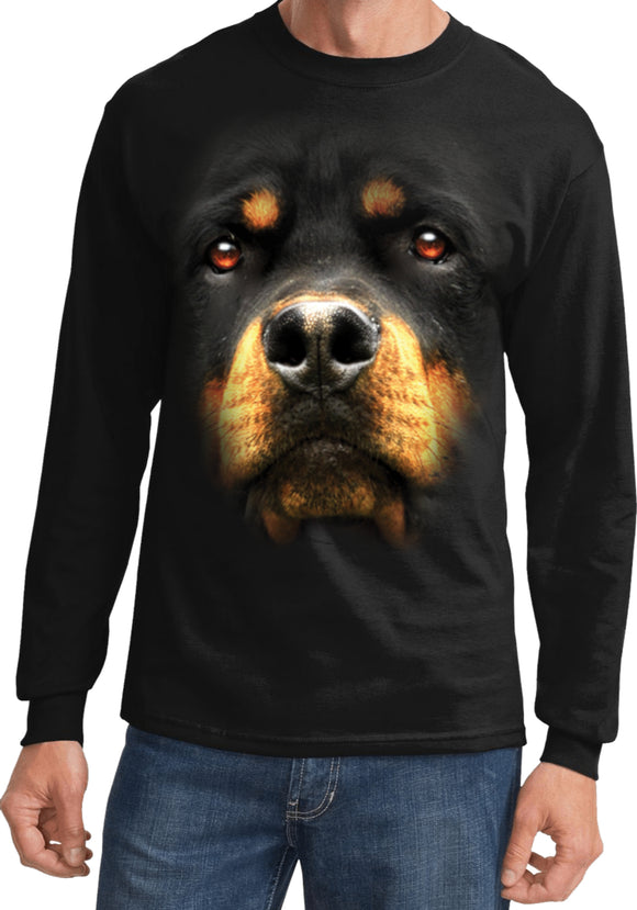Rottweiler Long Sleeve Shirt