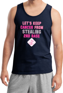 Breast Cancer Tank Top Second Base