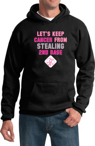 Breast Cancer Hoodie Second Base