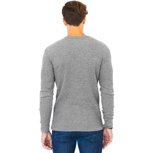 Men's Eco Thermal Tee - Yoga Clothing for You