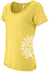 Womens Lotus Flower TShirt