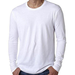 Mens Fitted Long Sleeve Tee Shirt - Yoga Clothing for You - 3