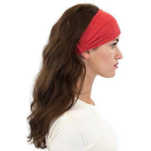 Womens Triblend Headband - Yoga Clothing for You - 1