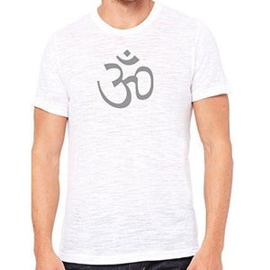 Mens Aum Symbol Tee Shirt - Yoga Clothing for You - 13
