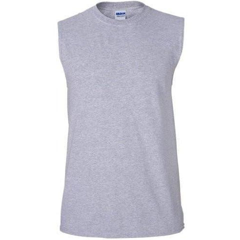 Yoga Clothing for You Men's Yoga Muscle Shirt
