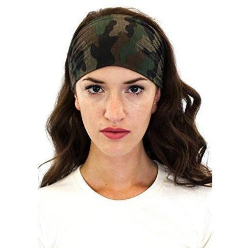 Womens Triblend Headband - Yoga Clothing for You