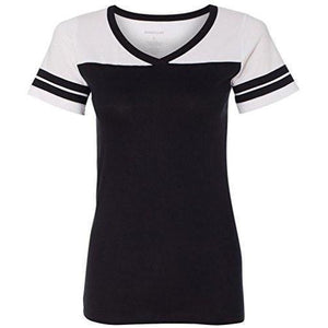 Womens Sporty Style Tee Shirt - Yoga Clothing for You - 1