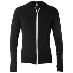 Mens Full-Zip Lightweight Hoodie - Yoga Clothing for You - 7