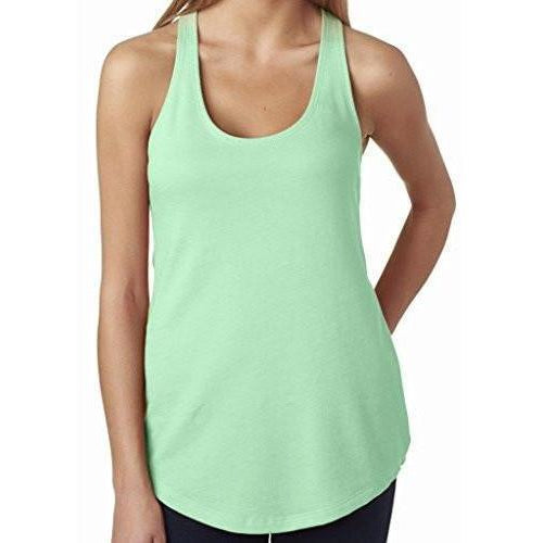 Yoga Clothing for You Women's Yoga Lightweight Terry Tank Top