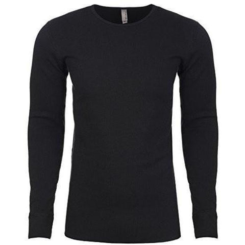 Yoga Clothing for You Mens Lightweight Thermal Tee Shirt