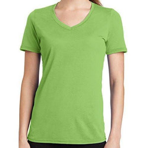Womens V-neck Tee Shirt - Yoga Clothing for You - 6