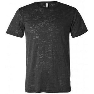 Mens Burnout Yoga Tee Shirt - Yoga Clothing for You - 2