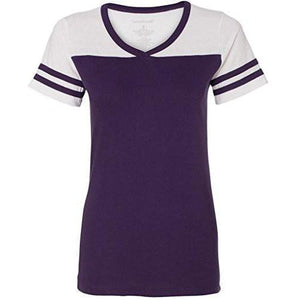Womens Sporty Style Tee Shirt - Yoga Clothing for You - 5