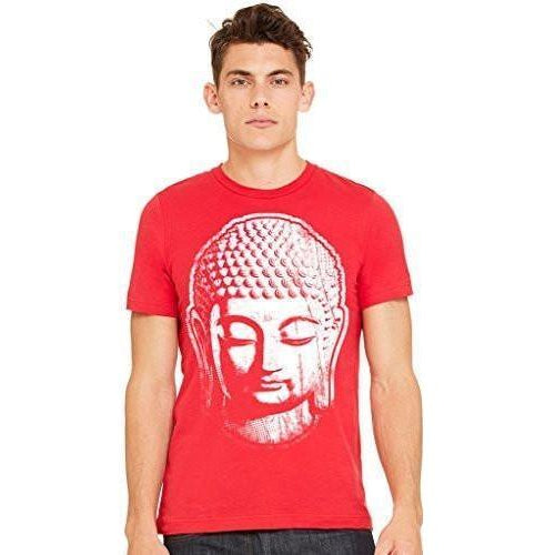 Men's Big Buddha Yoga T-shirt - Yoga Clothing for You