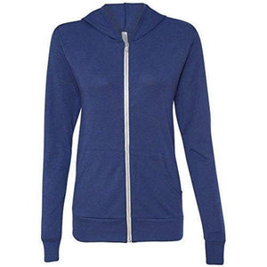 Mens Full-Zip Lightweight Hoodie - Yoga Clothing for You - 6