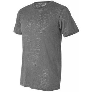 Mens Burnout Yoga Tee Shirt - Yoga Clothing for You - 1
