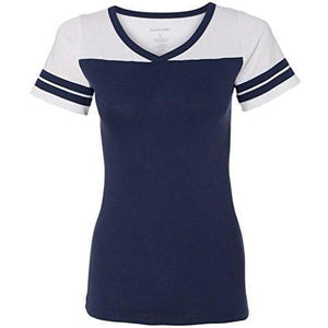 Womens Sporty Style Tee Shirt - Yoga Clothing for You - 4