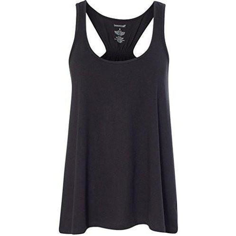 Yoga Clothing for You Womens Scrunchy Racerback Tank Top